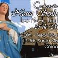 A Igreja Católica realizou durante todo o mês de maio atividades especiais dedicado a sua padroeira, a mãe de jesus, Maria. Nesta terça haverá a Santa Missa com um dos […]
