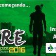 O ACAMPAMENTO REGIONAL DO RAMO ESCOTEIRO 2016 – ARRE acontecerá nos dias 21,22 e 23 de outubro de 2016, na cidade de Lajes no Rio Grande do Norte. Há aproximadamente […]