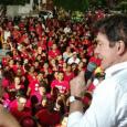 Uma noite para ficar na história política de Fernando Pedroza onde uma multidão tomou conta das ruas com a candidata Sandra e o seu vice, João de Chota. A coligação […]