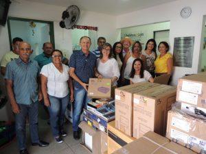 Unidade de Saúde Luiz Lopes investimentos de R$ 10.450,00