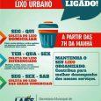 A Prefeitura de Lajes, através da Secretaria de Obras e Serviços Urbanos iniciou uma campanha nas redes sociais e que será ampliado para os lares da cidade, no objetivo de […]