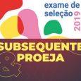 INTEGRADO O Exame de Seleção 2019, realizado através de processo seletivo, dará acesso a 3.148 vagas distribuídas em 82 cursos técnicos integrados ao ensino médio em 20 campiespalhados pelo Rio […]