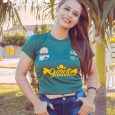 Candidata: Tainara Ketley Idade: 24 anos Cidade: Lajes/RN Foto: @tinhosoares3