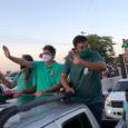 O verde da esperança tomou conta das ruas deMacau(RN), na tarde deste domingo, 27, quando o candidato a prefeitoJosé Antônio Menezes, DEM, fez o lançamento oficial da sua candidatura. Ao […]